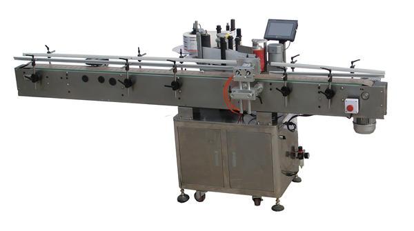 Fabricant de màquines d'etiquetatge de posicionament d'ampolles automàtiques
