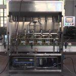 Màquina automàtica d'ompliment d'ampolles d'oli 1-5L de pistó