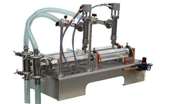 Màquina de farciment de mel semiautomàtica Precisió d'ompliment alta