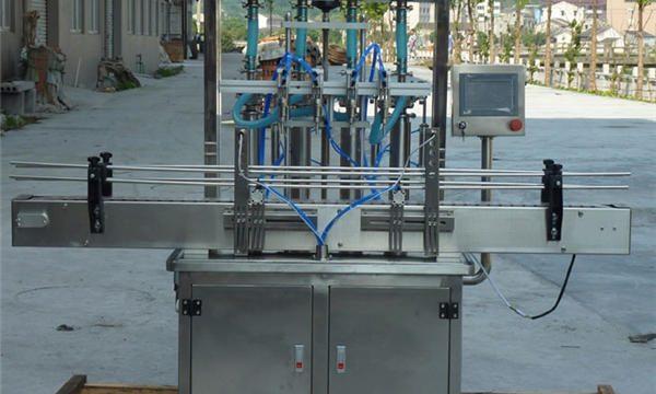 Màquina automàtica d'ompliment de pasta de cacauet