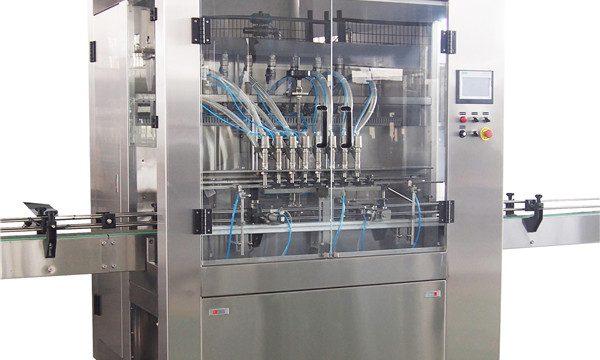 Màquines automàtiques per omplir pistons 1L-5L