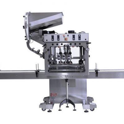 Fabricant de màquines automàtiques d'encapsulat d'ampolles