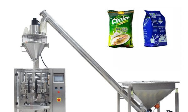 Màquina automàtica per omplir pols químic sec per ampolla petita i ampolla per a mascotes