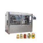 Màquina automàtica d'ompliment de la mel de pot de vidre