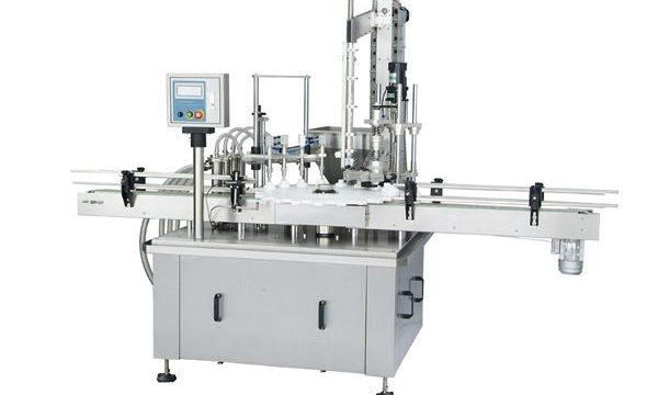Màquina automàtica de farciment de pistons rotatius