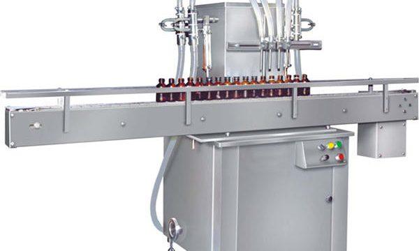 Màquina automàtica d'ompliment d'ampolles 2L, línia d'ompliment d'ampolles 2L, màquina automàtica d'omplir ampolles petites