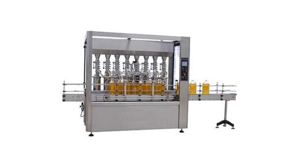 Màquina de farciment d'ampolles 5L d'oli lubricant completament automàtic