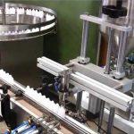 Màquina automàtica d'ompliment d'ampolles químiques