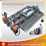 Xina Productes Preu Proveïdor de màquines d'ompliment de líquids per a petites ampolles