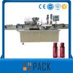 Màquina de farciment de líquids semiautomàtica Preu baix