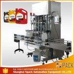 Màquina automàtica per omplir detergent líquid 500ml-2L / màquina de llençar líquid de rentat