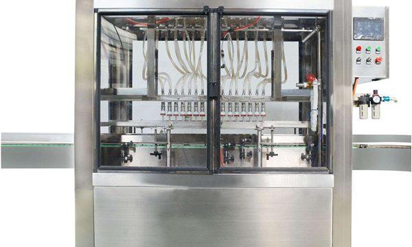 Màquina automàtica de farciment de melmelada de crema cremàtica completa de 10 caps