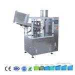 Fabricadors de màquines d'ompliment de tubs cremes