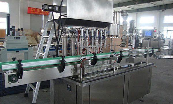 Màquina automàtica de farciment de matèries completes automàtica