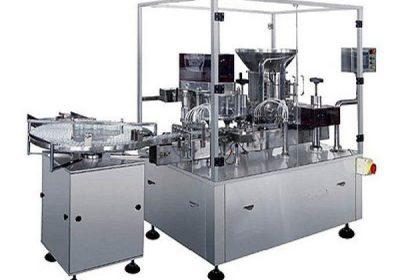 Màquina d'ompliment d'injecció de pols secs