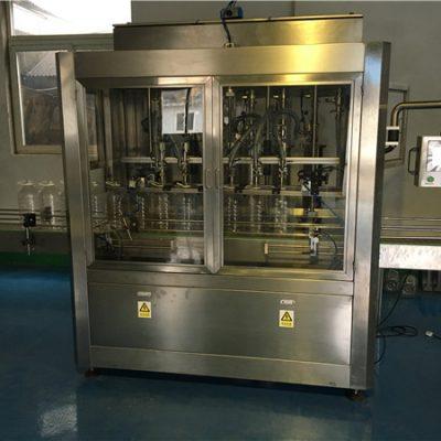 Xina lineal tipus màquina de omplir oli comestible