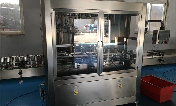 Màquina de farciment de salses completa automàtica d'alta qualitat