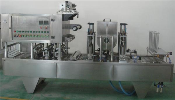 Màquina de farciment rotatiu totalment automàtic