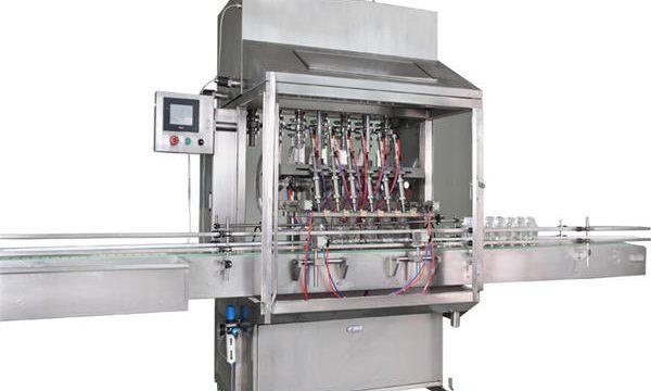 Màquina automàtica de farciment de melmelada de nabius fabricant professional