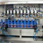 Màquina automàtica d'ompliment i tapatge d'oli d'oliva