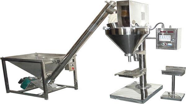 Màquina automàtica completa d'album en pols o pols secs