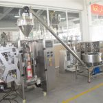 Elevació de pols i màquina automàtica per omplir bossa de pols