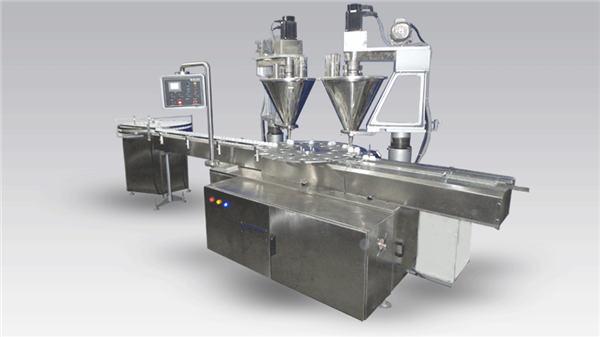Pols per omplir màquines de cafè completament automàtic de 6 caps