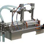 Màquina de farcit de sabó de líquid semiautomàtic Sachet
