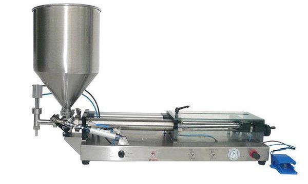 Màquina de farciment semi-automàtica