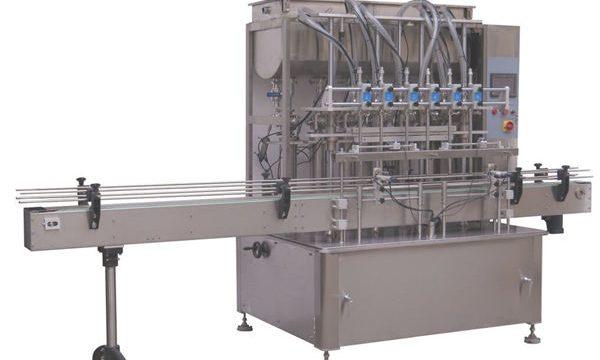 Màquina automàtica per omplir pistons líquids xampú a l'engròs