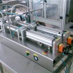 De bona qualitat, màquines d'ompliment de xampú líquid amb doble ajut: