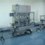 Màquines automàtiques per omplir oli de cuina 50ml-250L