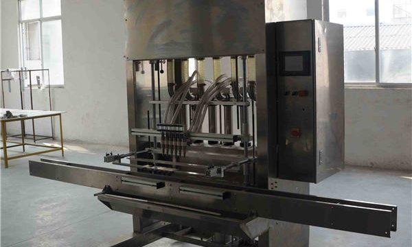 Màquina d'omplir ampolles d'oli essencial