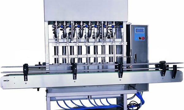 Màquina automàtica per omplir detergents de bugaderia