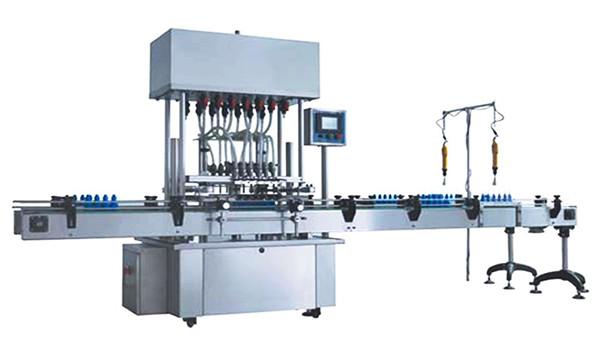 Desinfectants Hotsale, màquina de farciment de líquids