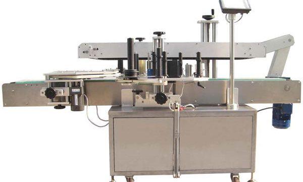 Màquina automàtica d'etiquetatge de vials d'alta velocitat