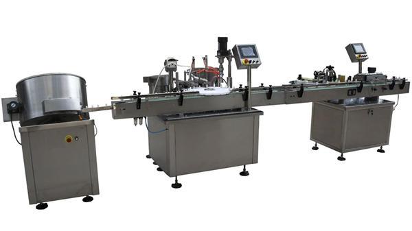 Línia d'ompliment de màquines electròniques per omplir cigarrets electrònics