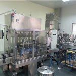 Màquina automàtica de farciment de oli complet