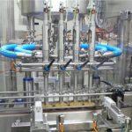Màquina automàtica de farcit de pasta de tomàquet d'alta eficiència