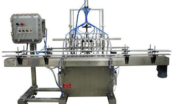 Màquina automàtica per omplir líquids de pistó 50ml-1L